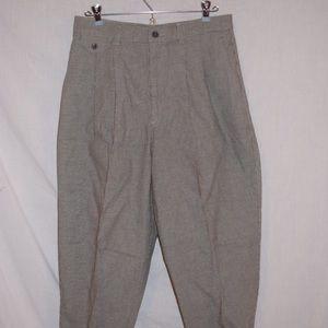 Pants - Vintage pleaded pants
